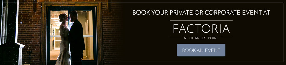 book your private or corporate event at factoria